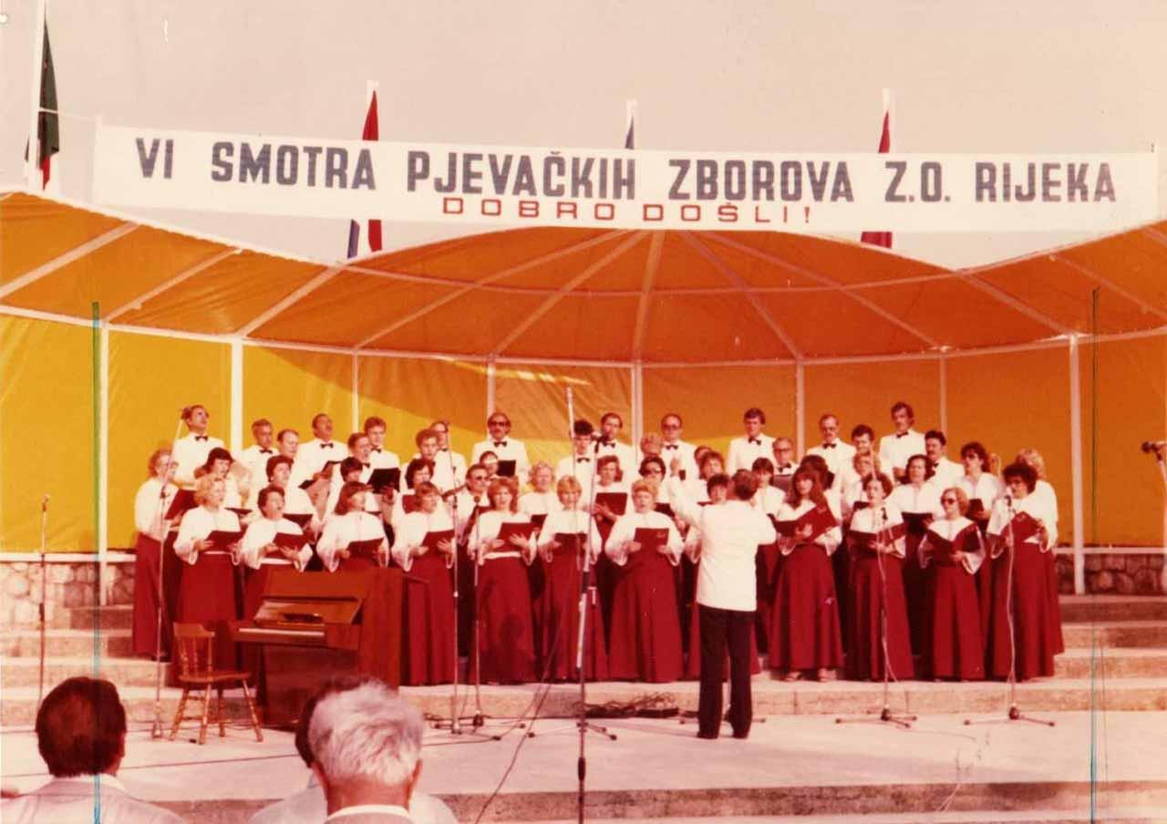 Brajša1983.Smotrapjevačkih zborova Rijeka